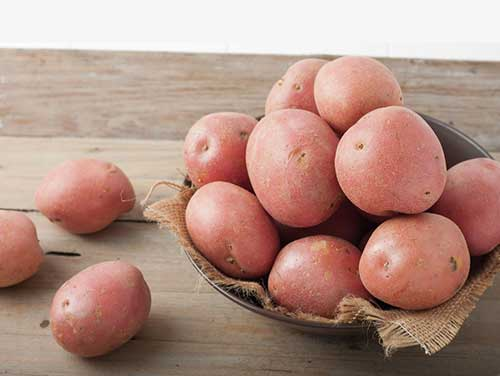 Potatoes grown By Us